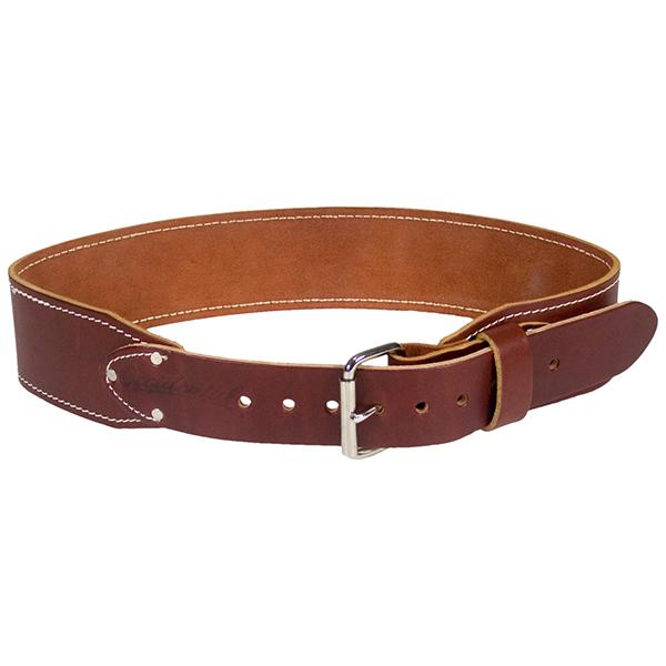 "HD 3"" Ranger Leather Work Belt"