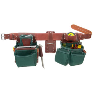 OxyLights™ Framer Tool Belt Package with Double Outer Bag