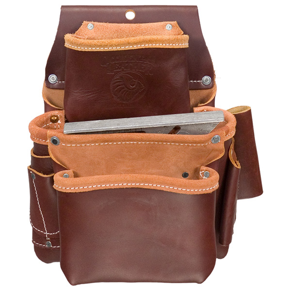 3 Pouch Pro Fastener Bag