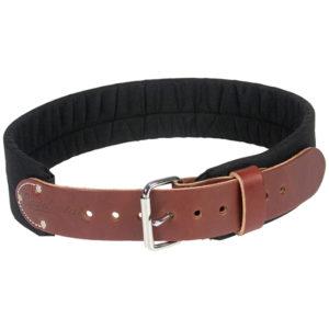 "3"" Leather & Nylon Tool Belt"