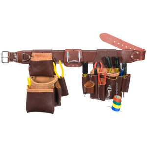 Leather Pro Electrician Set