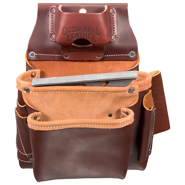 2 Pouch Pro Fastener Bag