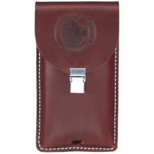 Clip-On Leather Phone Holster LG.
