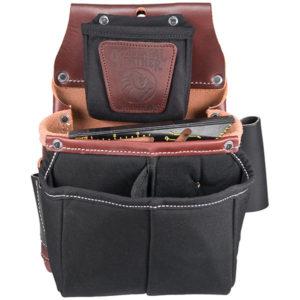 Belt Worn Fastener Bag with Divided Nylon DB