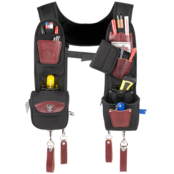 Stronghold Insta-Vest Package Plus Suspenders