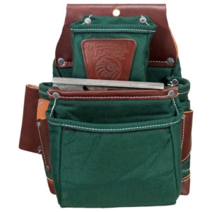 OxyLights 3 Pouch Fastener Bag - Left Handed