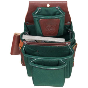 OxyLights 4 Pouch Fastener Bag - Left Handed