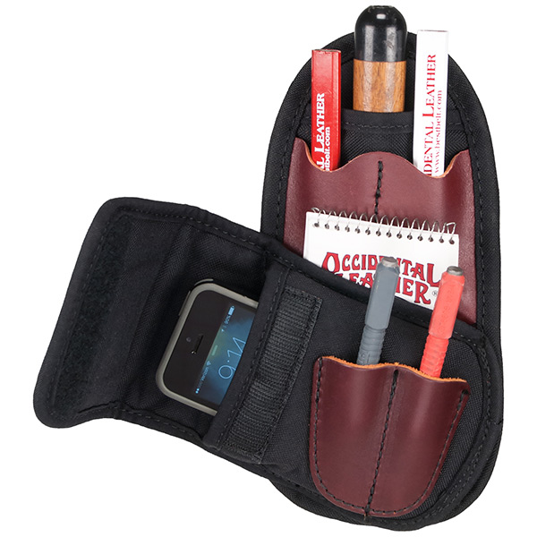 Clip-On Stronghold Essentials Gear Pocket
