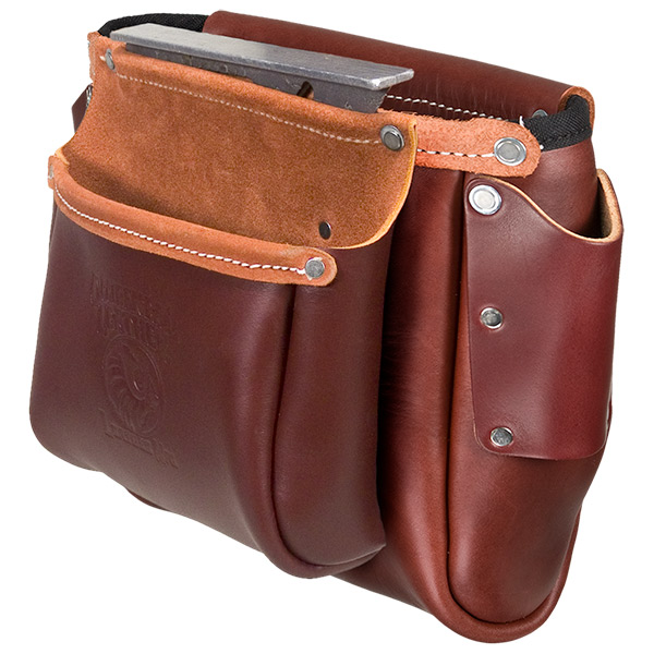 Iron Workers Leather Bolt Bag