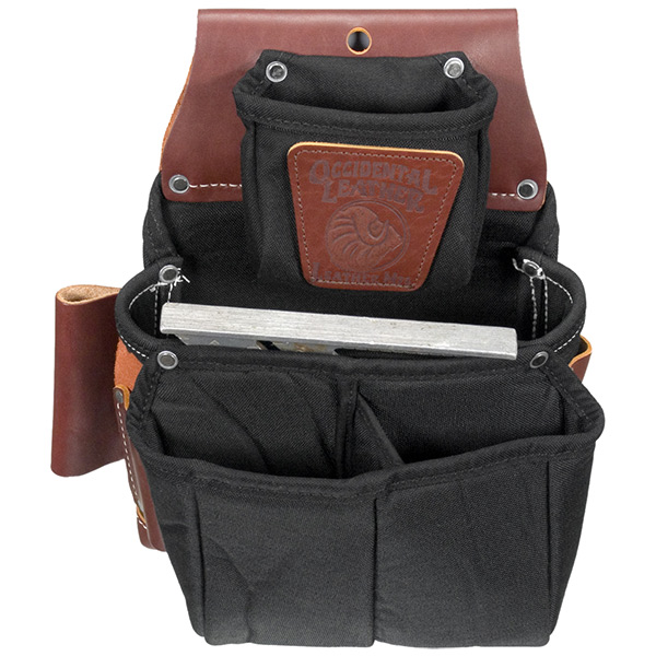 Oxy Lights Fastener Bag with Double Outer Bag - Left Handed