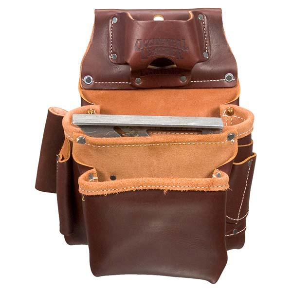 2 Pouch Pro Fastener Bag - Left Handed
